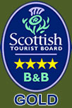 Scottish Gold Award 4 Stars Accommodation North Berwick